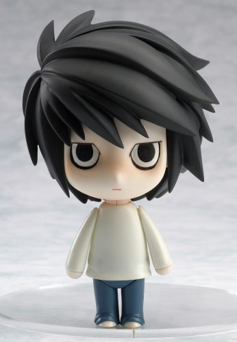Image 3 for Death Note - L - Nendoroid - 017 (Good Smile Company)