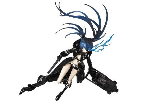 Image 2 for Black ★ Rock Shooter - Real Action Heroes (Good Smile Company, Medicom Toy)