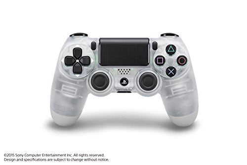 Image 1 for Dual Shock 4 (Crystal)