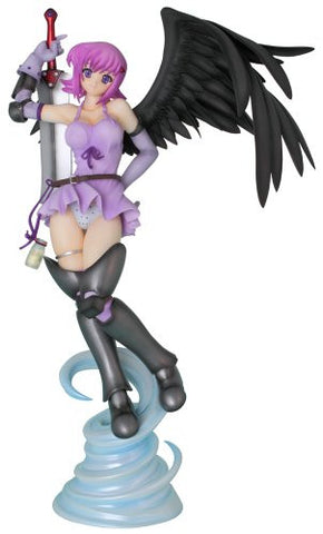 Image for Queen's Blade - Nanael - R-Line - 1/7 - Black/Purple 2P color ver. (Griffon Enterprises)