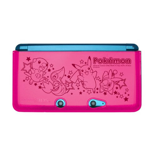 Image 2 for Pocket Monster TPU Cover for Nintendo 3DS [Best Wish A Version]