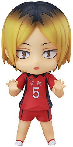 Image for Haikyuu!! - Kozume Kenma - Nendoroid #605 (Orange Rouge)