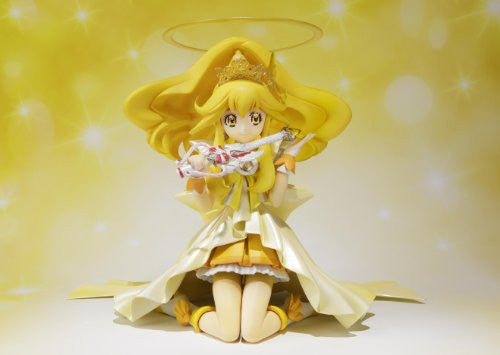 Image 2 for Smile Precure! - Cure Peace - Figuarts ZERO - Princess Form (Bandai)