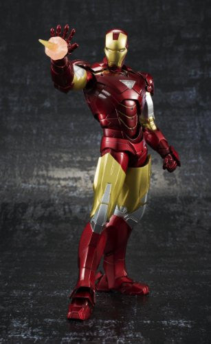 Image 6 for Iron Man 2 - Iron Man Mark VI - S.H.Figuarts (Bandai)