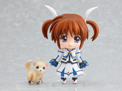 Image 4 for Mahou Shoujo Lyrical Nanoha The Movie 1st - Takamachi Nanoha - Yuuno Scrya - Nendoroid - Movie 1st - 095 (Good Smile Company)