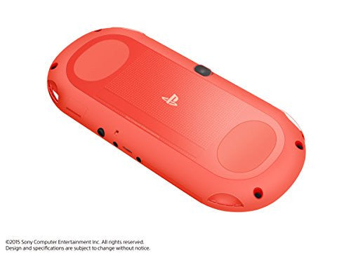 Image 3 for PSVita PlayStation Vita - Wi-Fi Model (Neon Orange) (PCH-2000ZA24)
