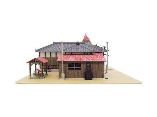 Image 3 for Tonari no Totoro - Model Train - Satsuki & Mei's House - 1/150 (Sankei)
