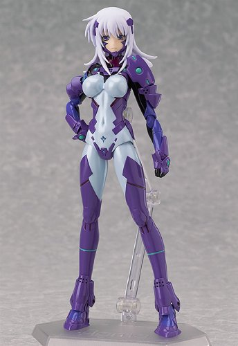 Image 2 for Muv-Luv Alternative Total Eclipse - Cryska Barchenowa - Figma #180 (Max Factory)