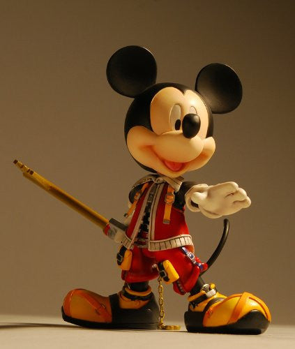 Image 5 for Kingdom Hearts II - King Mickey - Play Arts - Kingdom Hearts II Play Arts Vol.2 - no.6 - Valor Form (Kotobukiya, Square Enix)