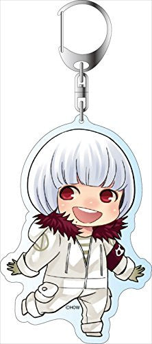 Image 1 for Otenki Sentai How Weather - Arare - Deka Keyholder - Keyholder (Contents Seed)