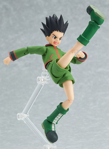 Image 5 for Hunter x Hunter - Gon Freecss - Figma #181 (Max Factory)