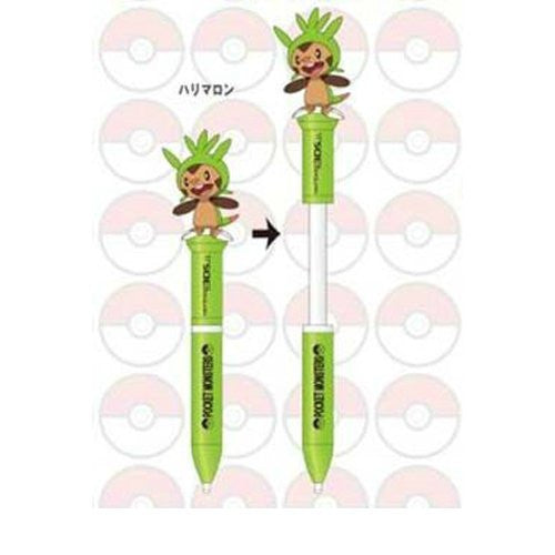 Image 2 for Expand! Mascot Touch Pen Plus for 3DS LL (Chespin)