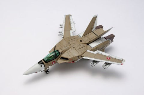 Image for Macross - VF-1J Mass Production - 1/100 - Fighter mode (Wave)