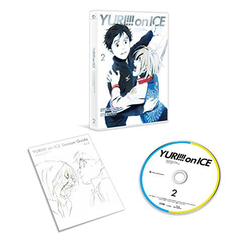 Image 3 for Yuri!!! on Ice - Vol. 2 - Limited Edition (Blu-Ray)