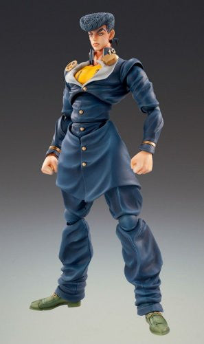 Image 2 for Diamond Is Not Crash - Jojo no Kimyou na Bouken - Higashikata Josuke - Super Action Statue #15 (Medicos Entertainment)