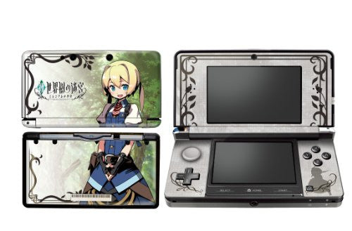 Image 1 for Shin Sekaiju no Meikyuu Design Skin for 3DS
