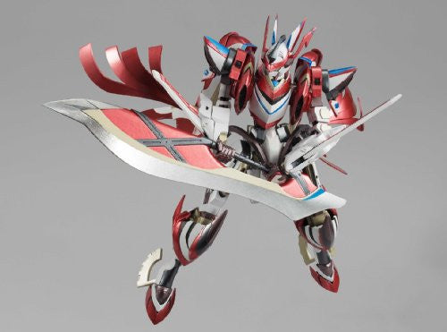 Image 7 for Ginga Kikoutai Majestic Prince - AHSMB-005 RED FIVE - Variable Action (MegaHouse)