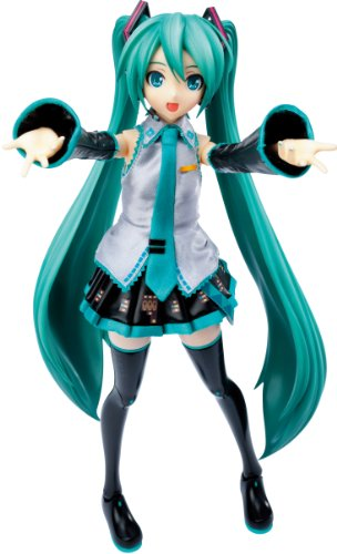 Image 1 for Vocaloid - Hatsune Miku - Real Action Heroes #632 - 1/6 - -Project DIVA- F ver. (Good Smile Company, Medicom Toy, SEGA)