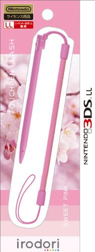 Image 2 for Touch Pen Leash for 3DS LL (Sweet Pink)