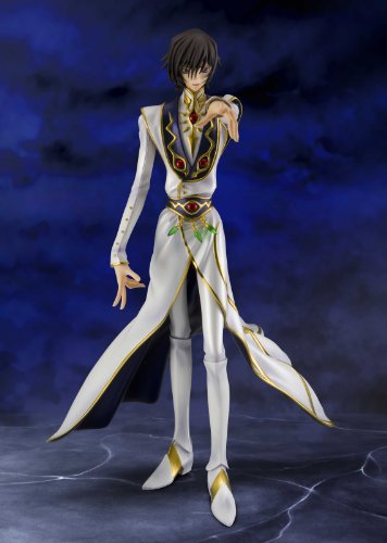 Image 5 for Code Geass - Hangyaku no Lelouch R2 - Lelouch Lamperouge - G.E.M. - 1/8 - Emperor (MegaHouse)
