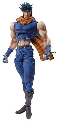 Image 1 for Jojo no Kimyou na Bouken - Sentou Chouryuu - Joseph Joestar - Super Action Statue (Medicos Entertainment)