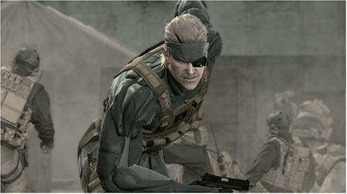 Image 11 for Metal Gear Solid 4: Guns of the Patriots [Premium Pack]