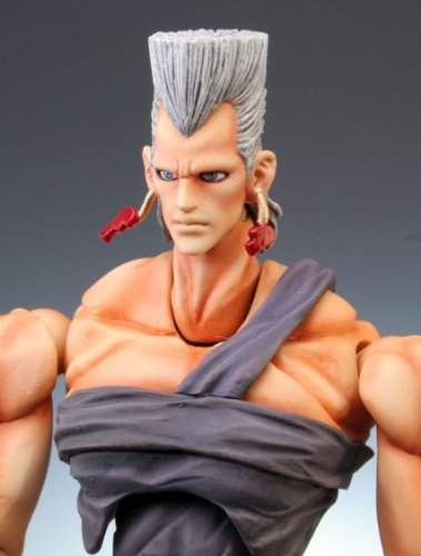 Image 4 for Jojo no Kimyou na Bouken - Stardust Crusaders - Jean Pierre Polnareff - Super Action Statue #4 (Medicos Entertainment)