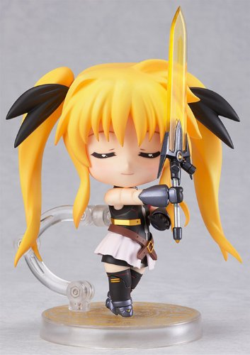 Image 4 for Mahou Shoujo Lyrical Nanoha The Movie 2nd A's - Fate Testarossa - Nendoroid #289 - Full Action, Blaze Form Edition (Good Smile Company)
