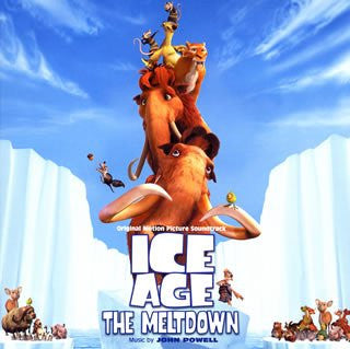 Image 1 for ICE AGE: THE MELTDOWN Original Motion Picture Soundtrack