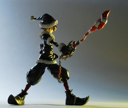 Image 5 for Kingdom Hearts II Final Mix - Sora - Play Arts - Kingdom Hearts II Play Arts - no.5 - Christmas Town (Kotobukiya, Square Enix)
