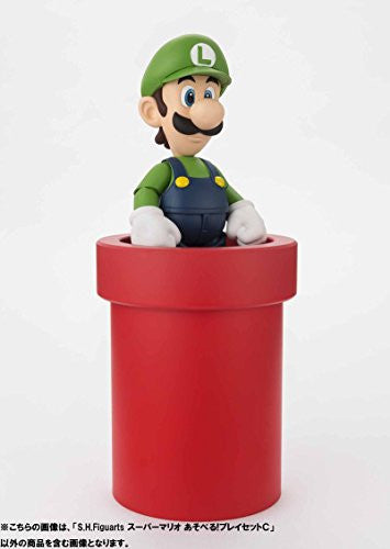Image 8 for Super Mario Brothers - Met - Pakkun Flower - S.H.Figuarts - S.H.Figuarts Playset - Diorama Play Set C - C (Bandai)