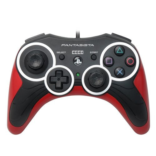 Image 1 for Soccer Game Controller Fantasista for PlayStation 3 (Black)