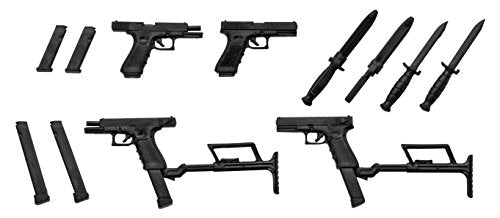 Image 1 for Little Armory LA028 - Glock 17, 18C - 1/12 (Tomytec)