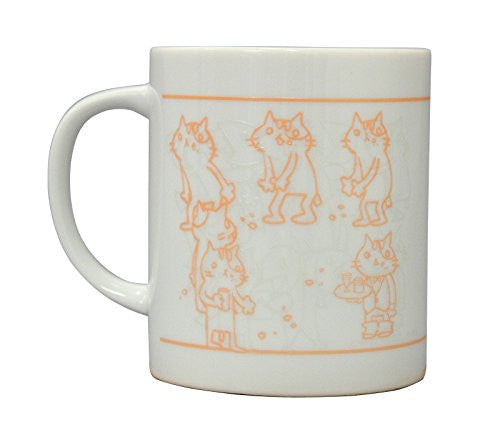 Image 4 for Sakana & Neko - Mug - Green (Algernon Product)