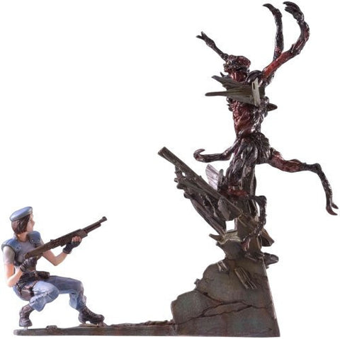 Image for Biohazard Figure Collection vol. 5 - |Jill Valentine vs. Chimera (Organic)