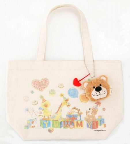 Image 2 for Suzy's Zoo Marugoto Goods Collection Book W/Tote Bag/Charm