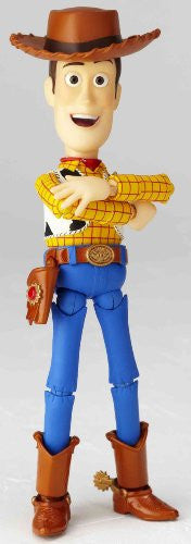 Image 2 for Toy Story - Woody - Revoltech - Revoltech Pixar Figure Collection - 005 (Kaiyodo)