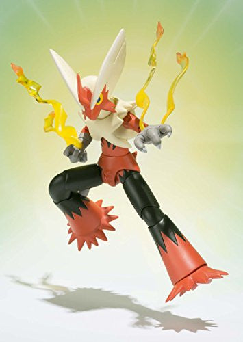 Image 2 for Pocket Monsters - Bursyamo - S.H.Figuarts - Mega Evolution (Bandai)