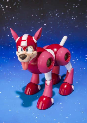 Image 5 for Rockman - Rush - Metall - D-Arts (Bandai)