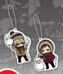 Image for Durarara!!x2 - Heiwajima Shizuo - Keyholder - Winter clothes (Movic)