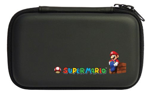 Image 2 for Super Mario Hard Pouch 3DS (Black)