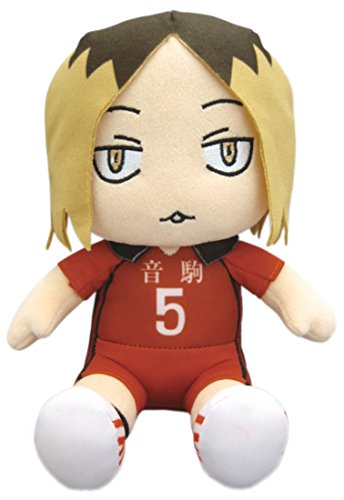 Image 1 for Haikyuu!! - Kozume Kenma - Haikyuu!! Deformed Plush (Takara Tomy A.R.T.S)