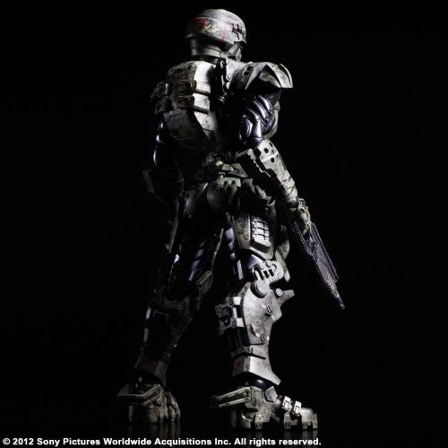 Image 6 for Starship Troopers: Invasion - Major Henry Varro - Play Arts Kai (Square Enix)
