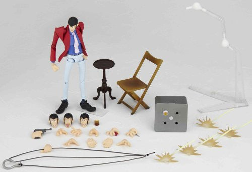 Image 7 for Lupin III - Lupin the 3rd - Revoltech - Legacy of Revoltech - No. 097 (Kaiyodo)