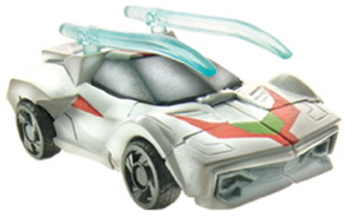 Image 4 for Transformers Prime - Wheeljack - EZ Collection - Spaceship Star Hammer & Wheeljack (Takara Tomy)