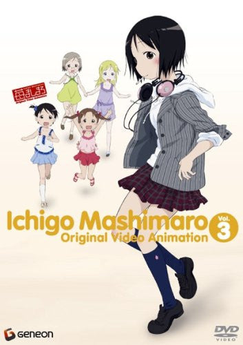 Image 1 for Ichigo Mashimaro Original Video Animation 3 [Limited Edition]