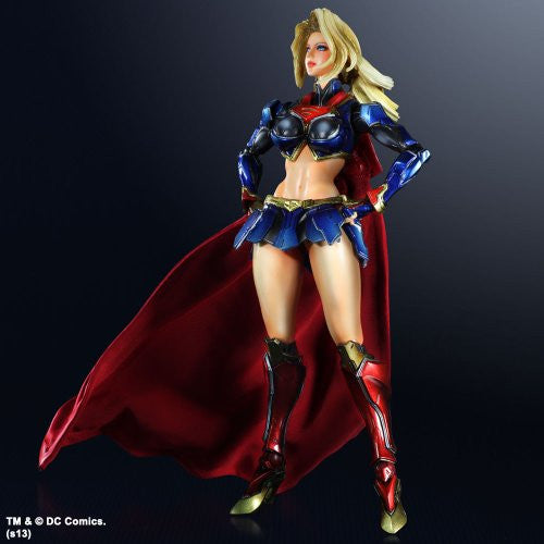 Image 7 for DC Universe - Supergirl - Play Arts Kai - Variant Play Arts Kai - Variant (Square Enix)