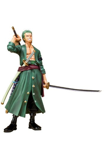 Image 1 for One Piece - Roronoa Zoro - Figuarts ZERO - The New World (Bandai)