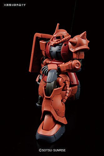 Image 11 for Kidou Senshi Gundam: The Origin - MS-06S Zaku II Commander Type Char Aznable Custom - HG Gundam The Origin - 1/144 (Bandai)