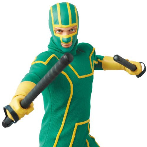 Image 5 for Kick-Ass 2 - Kick-ass - Real Action Heroes #674 - 1/6 (Medicom Toy)